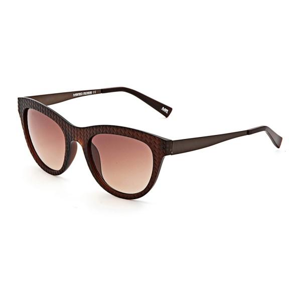 Коричневые женские солнцезащитные очки Mario Rossi модель MS 01-340 08P