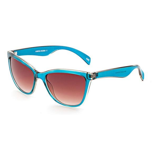 Голубые женские солнцезащитные очки Mario Rossi модель MS 01-350 07P