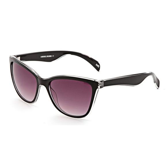 Черные женские солнцезащитные очки Mario Rossi модель MS 01-350 17P