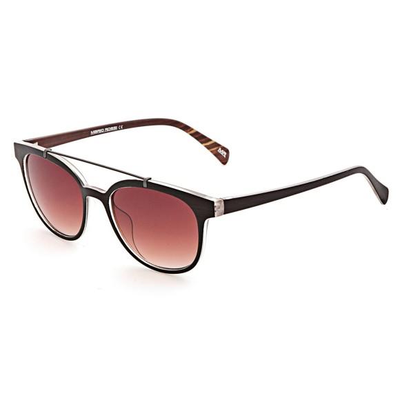 Коричневые женские солнцезащитные очки Mario Rossi модель MS 01-353 08P