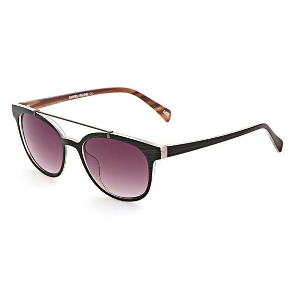 Черные женские солнцезащитные очки Mario Rossi модель MS 01-353 18P