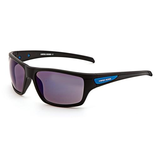 Черные солнцезащитные очки Mario Rossi модель MS 01-361 18P