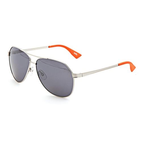 Серебряные солнцезащитные очки Mario Rossi модель MS 01-365 04