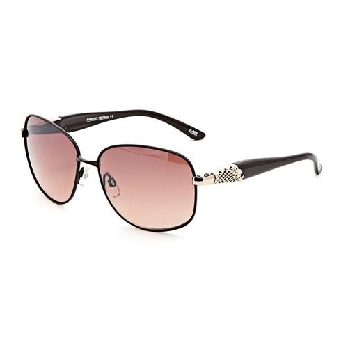 Коричневые женские солнцезащитные очки Mario Rossi модель MS 01-368 07