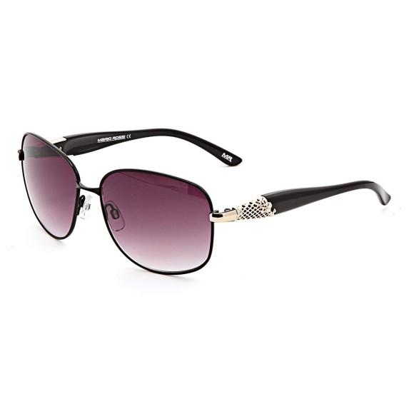 Черные женские солнцезащитные очки Mario Rossi модель MS 01-368 17