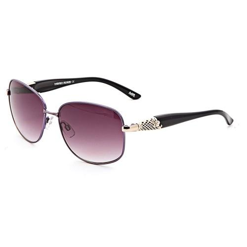 Синие женские солнцезащитные очки Mario Rossi модель MS 01-368 19