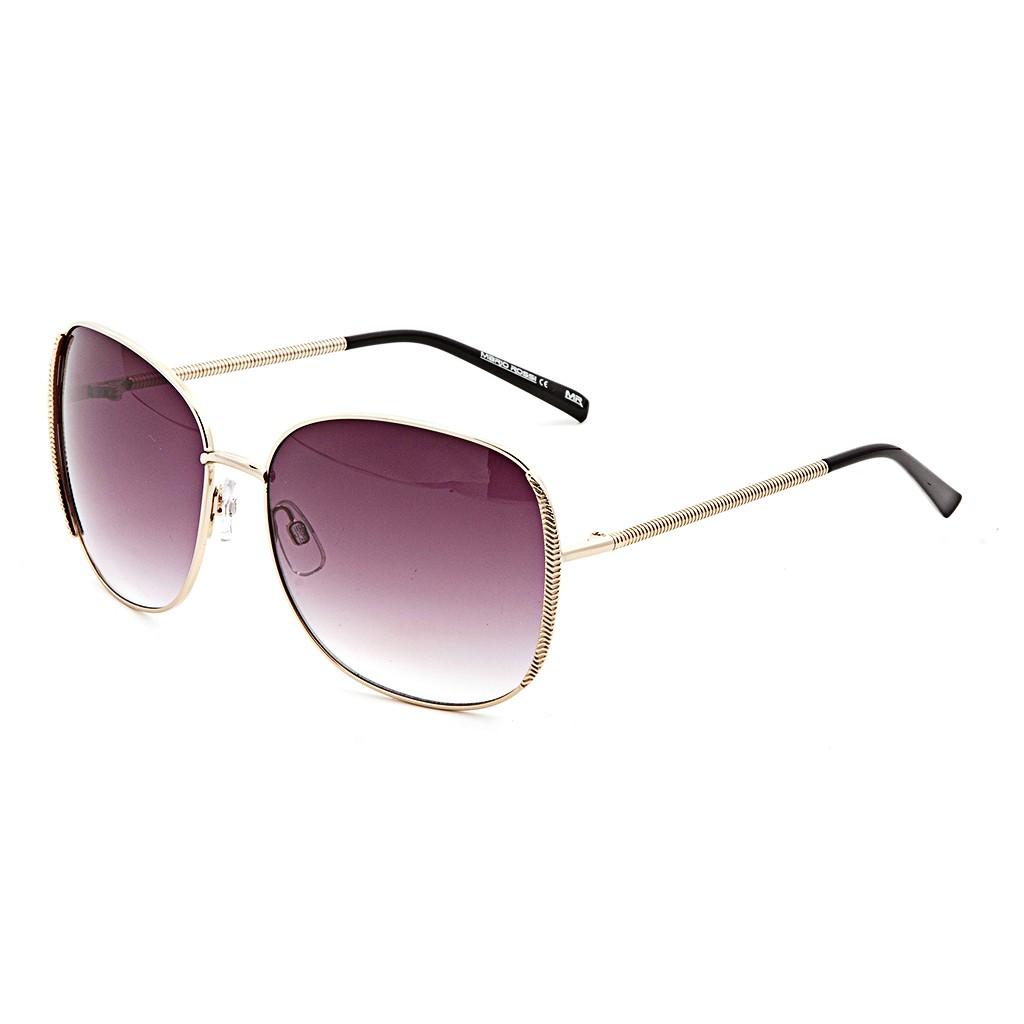 Черные женские солнцезащитные очки Mario Rossi модель MS 01-369 17