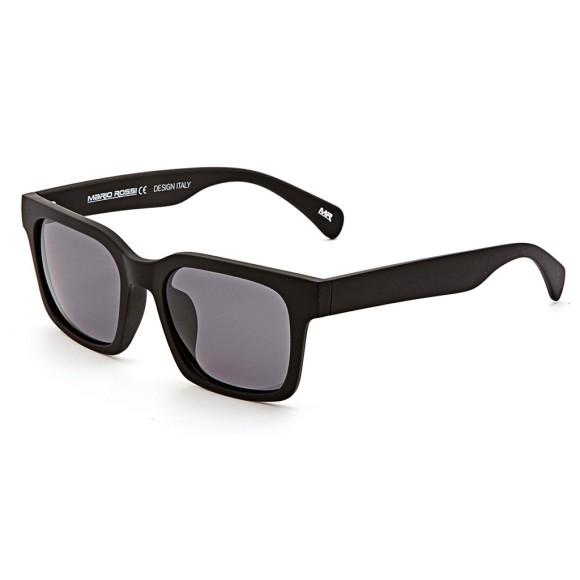 Черные унисекс солнцезащитные очки Mario Rossi модель MS 04-047 18P