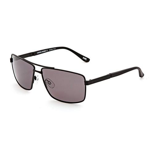 Черные мужские солнцезащитные очки Mario Rossi модель MS 04-049 18