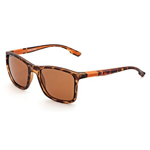 Коричневые мужские солнцезащитные очки Mario Rossi модель MS 05-022 50P