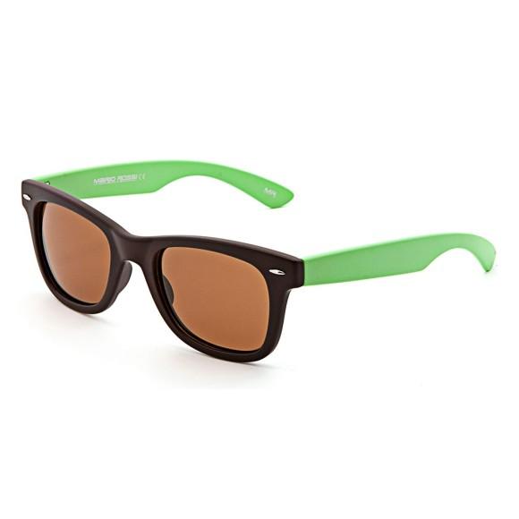 Зеленые унисекс солнцезащитные очки Mario Rossi модель MS 05-025 08P