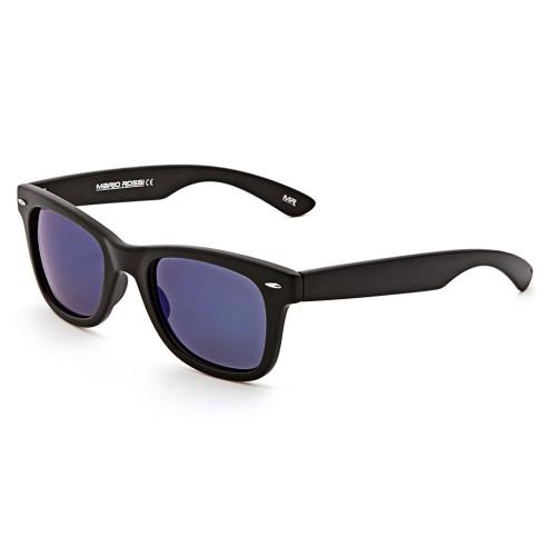 Черные унисекс солнцезащитные очки Mario Rossi модель MS 05-025 17P
