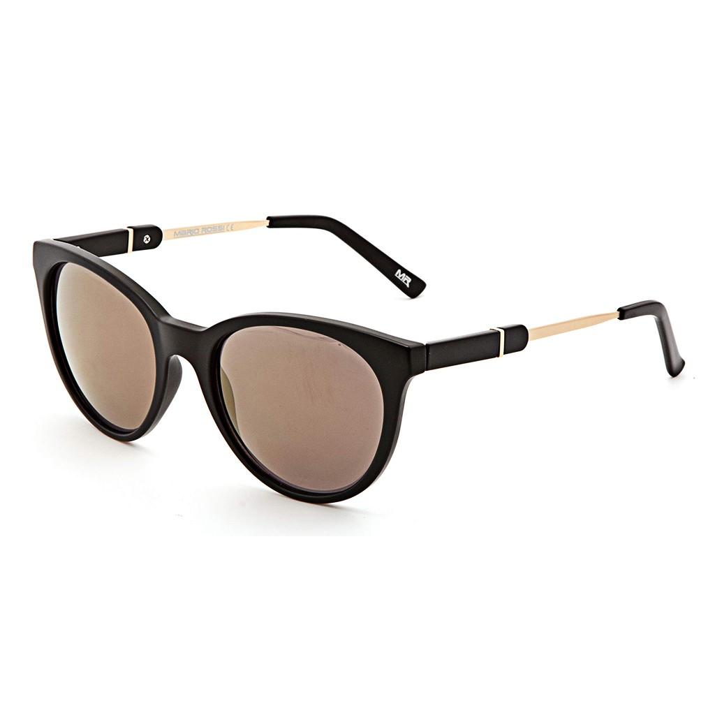Черные женские солнцезащитные очки Mario Rossi модель MS 05-030 18P