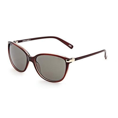 Коричневые женские солнцезащитные очки Mario Rossi модель MS 05-032 07P