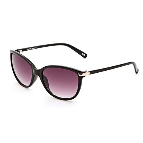 Черные женские солнцезащитные очки Mario Rossi модель MS 05-032 17P
