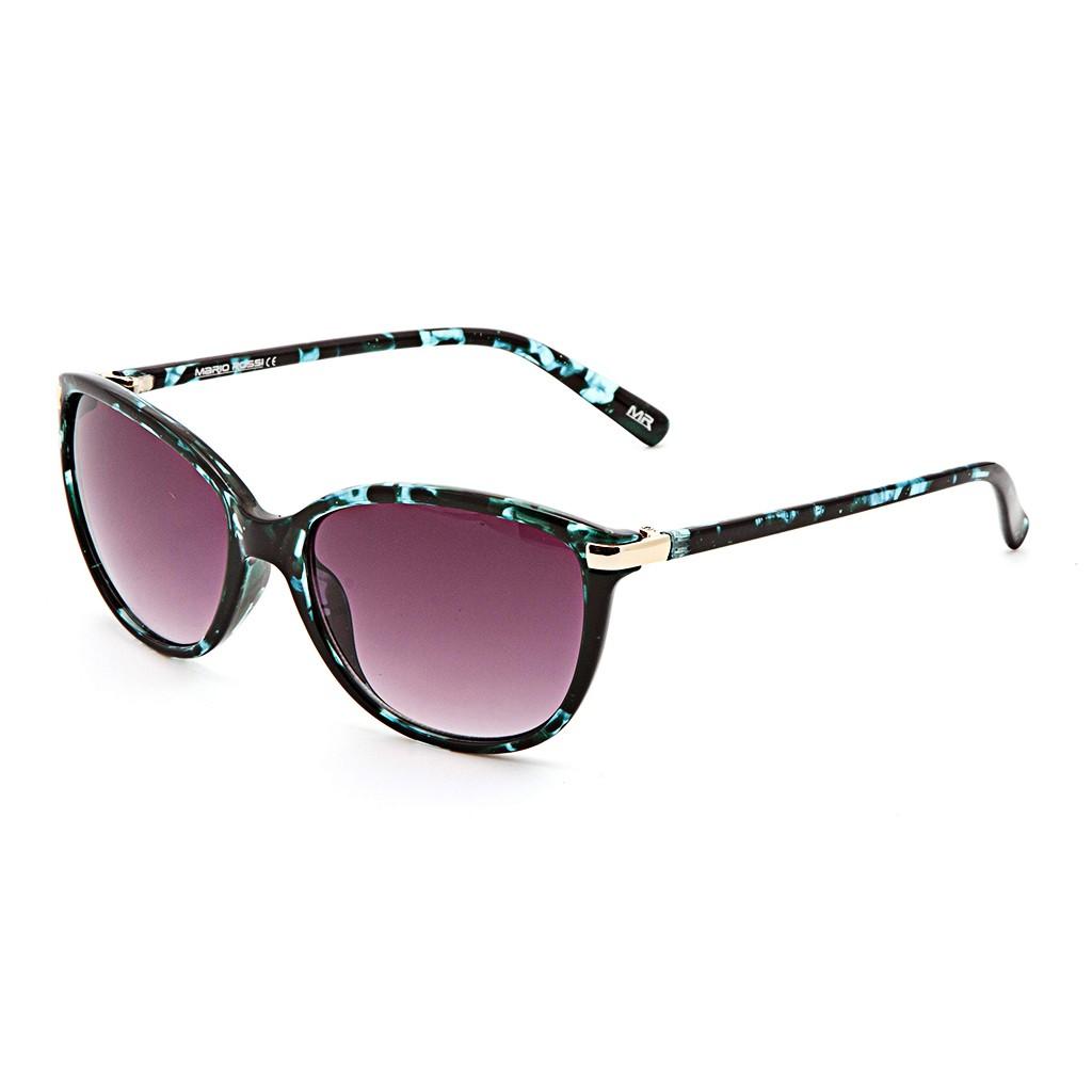 Голубые женские солнцезащитные очки Mario Rossi модель MS 05-032 33P