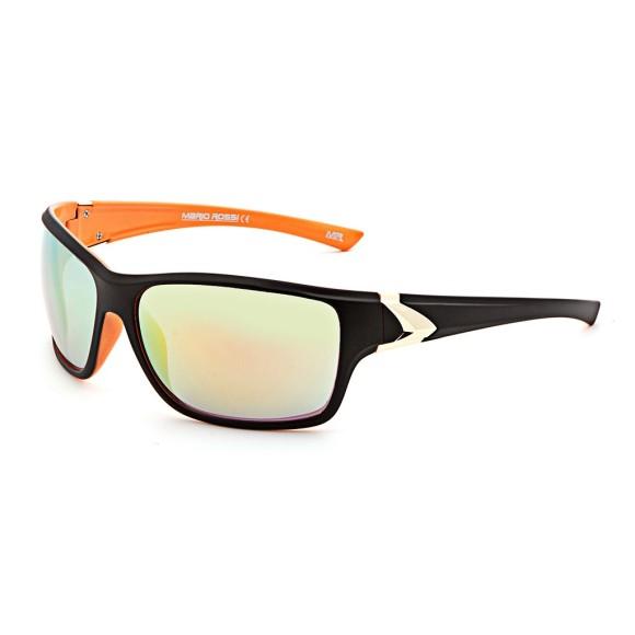 Оранжевые мужские солнцезащитные очки Mario Rossi модель MS 05-034 08P
