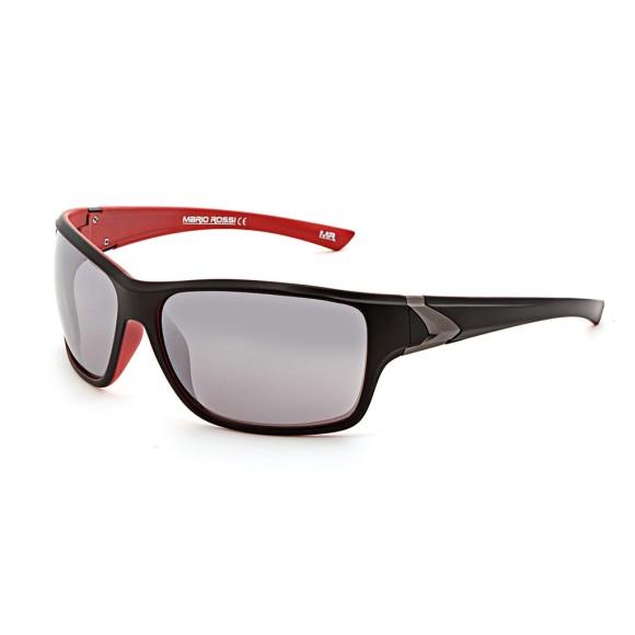 Красные мужские солнцезащитные очки Mario Rossi модель MS 05-034 18P